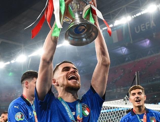 Premier League stars who led the way at Euro 2020 - Bóng Đá
