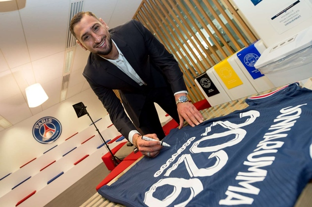 Donnarumma is the most valuable Free Agent in history - Bóng Đá