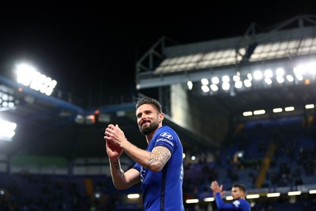 Olivier Giroud sends farewell message to Chelsea as he joins AC Milan - Bóng Đá