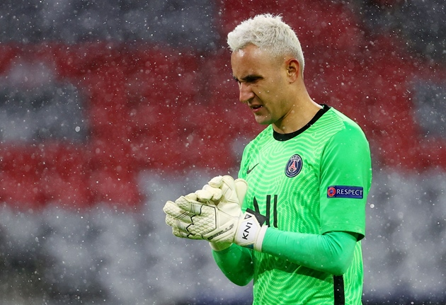 PSG's nine goalkeepers: Who'll stay? Who'll go? - Bóng Đá