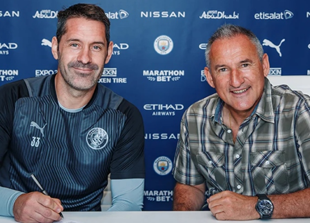 Veteran keeper Carson signs one-year Man City deal after becoming a free agent - Bóng Đá