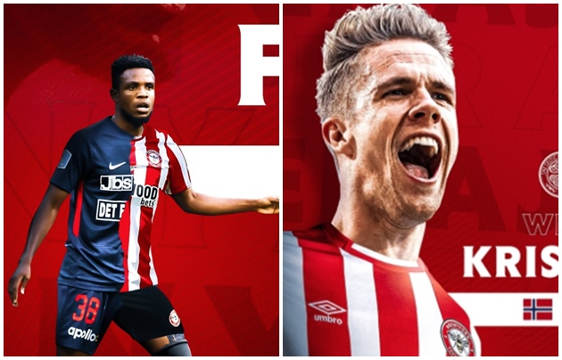 Brentford confirms 2 new signings - Bóng Đá