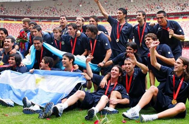 Máy quét Barca và đội hình Argentina vô địch Olympic 2008 giờ ra sao? - Bóng Đá