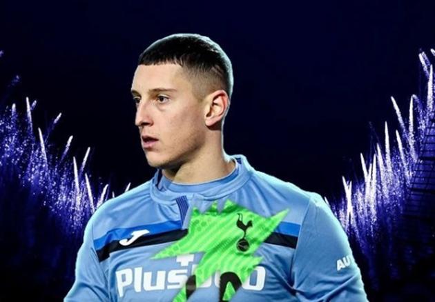 Tottenham complete signing of Atalanta goalkeeper Gollini - Bóng Đá