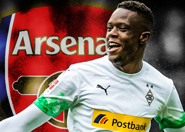 Arsenal & Man City-linked Zakaria 'would prefer a transfer' as Gladbach struggle to agree new contract - Bóng Đá
