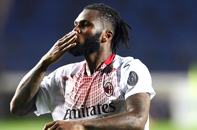 'I want to stay in Milan forever,' says Kessie in wake of Liverpool and Spurs rumours - Bóng Đá