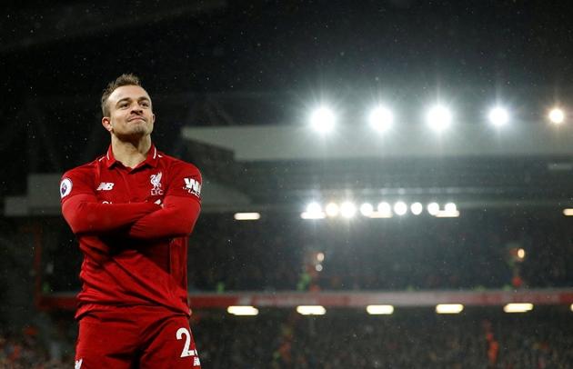 "Xherdan Shaqiri: ""I told Liverpool board I feel ready for a new challenge"
