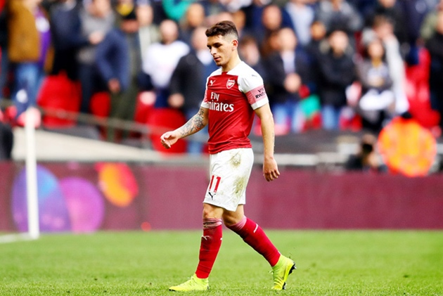 'I was in a very bad mood': Lucas Torreira opens up on Arsenal struggles - Bóng Đá