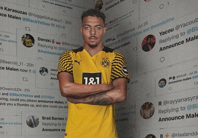 Lucky88 tổng hợp: CHÍNH THỨC! Dortmund công bố tân binh, tiền về túi Arsenal