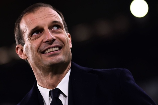 """Massimiliano Allegri: """"I turned down Real Madrid proposal to be the new manager, yes"""