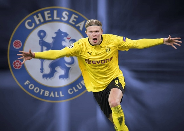 """""""You're not making a mistake"""" – Club chief backs €175m Chelsea plans for Haaland - Bóng Đá"""