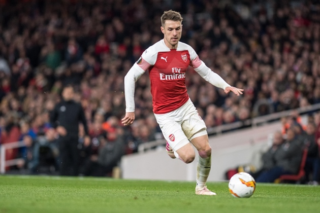 Conor Clancy tips Aaron Ramsey to make Arsenal return from Juventus - Bóng Đá