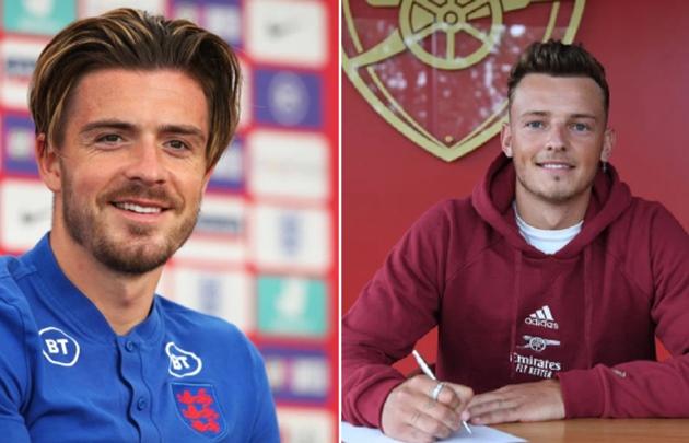 'Fully deserved' – Jack Grealish congratulates Ben White after he completes £50m Arsenal transfer - Bóng Đá