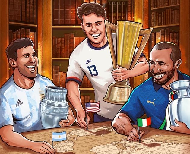 Cười té khói với loạt ảnh chế Gold Cup - Bóng Đá
