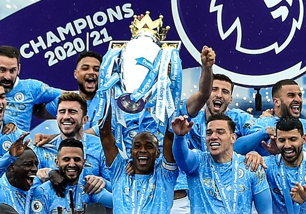 Premier League supercomputer predicts Man City romping to title, Arsenal WAY back… and three promoted clubs down - Bóng Đá