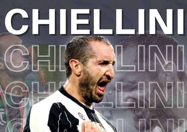 Chiellini signs new Juventus contract - Bóng Đá