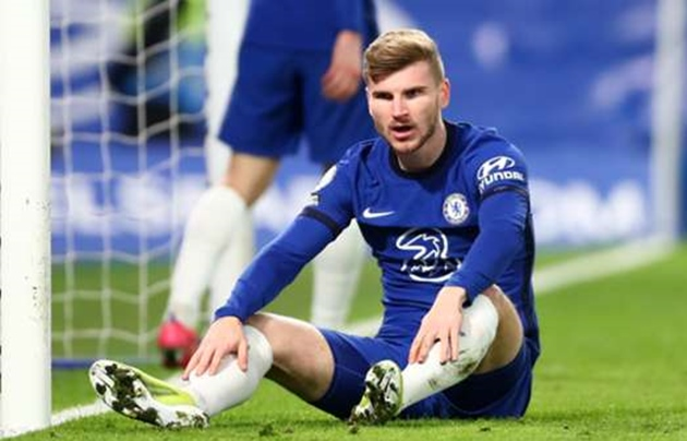 'You have to step away' - Werner admits struggles with media in first season at Chelsea - Bóng Đá