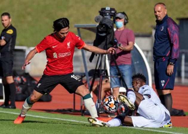 Jurgen Klopp makes Takumi Minamino admission and singles out Kostas Tsimikas for Liverpool - Bóng Đá
