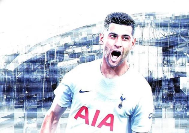 Tottenham announce Romero - Bóng Đá