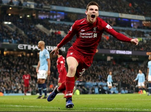 Andy Robertson has signed a new contract with Liverpool - Bóng Đá