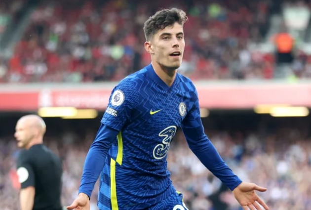 HAVERTZ PLEASED TO SCORE AND DELIGHTED WITH CHELSEA'S FIGHTING SPIRIT - Bóng Đá