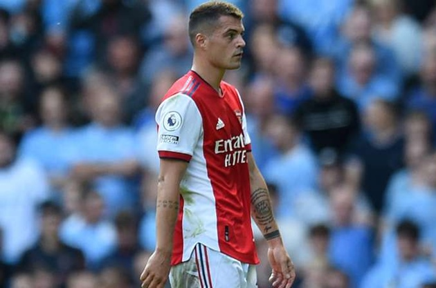 Arsenal's Xhaka tests positive for Covid-19 while on international duty with Switzerland - Bóng Đá