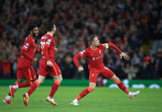 5 điểm nhấn Liverpool 3-2 AC Milan - Bóng Đá