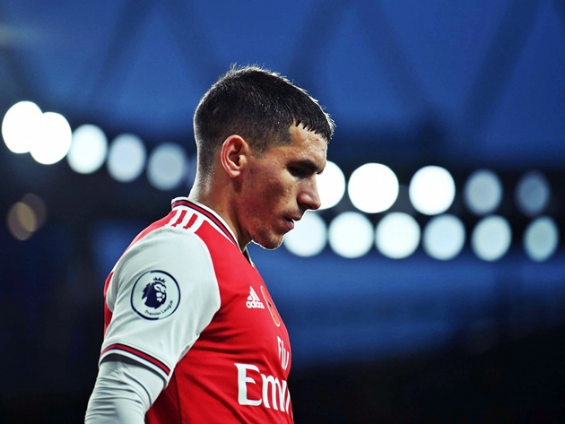 Torreira revealed there wasn't a concrete possibility for him to join - Bóng Đá