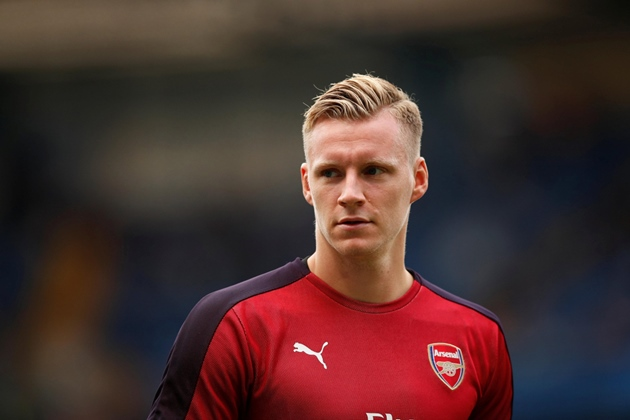 Arsenal boss Mikel Arteta speaks out on reports Bernd Leno reacted badly to being dropped - Bóng Đá