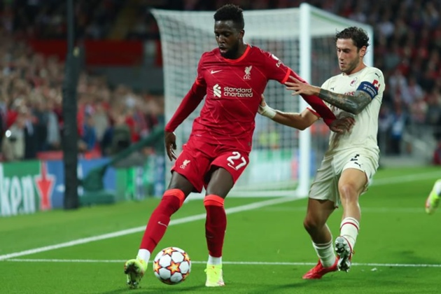 Captain Davide Calabria has admitted that AC Milan could not live with a 'formidable' Liverpool side - Bóng Đá