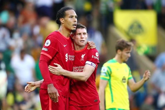 'Superman' Van Dijk must be rotated by Liverpool, explains Milner - Bóng Đá