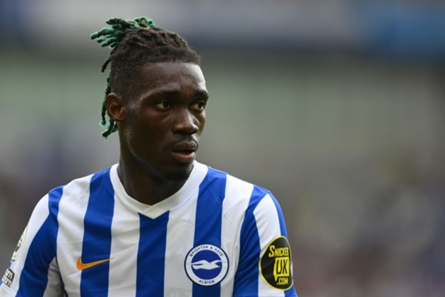 Yves Bissouma explains why he didn't join Manchester United, Arsenal or Liverpool this summer - Bóng Đá