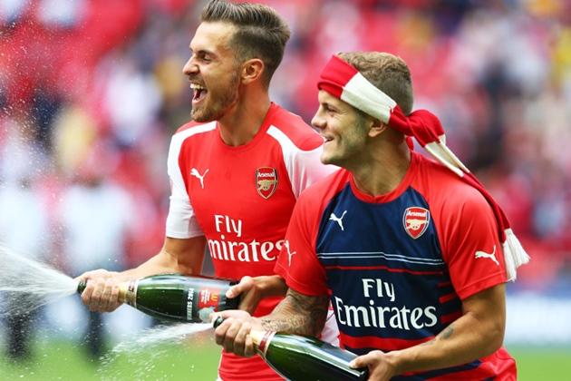 Former Arsenal boss Wenger feels 'responsible' for Wilshere & Ramsey injury struggles - Bóng Đá