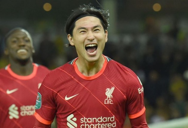 Klopp on what the two goals will do for Minamino - Bóng Đá