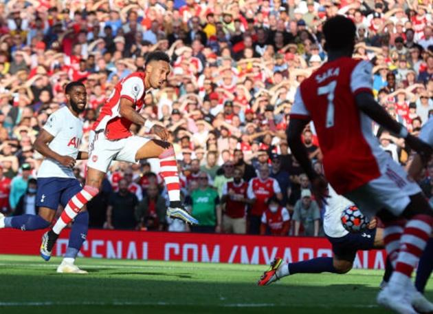 TRỰC TIẾP Arsenal 2-0 Tottenham (H1): Aubameyang bùng cháy - Bóng Đá