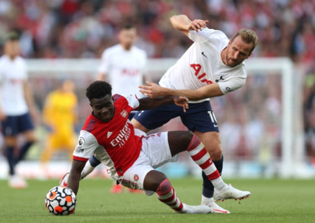 TRỰC TIẾP Arsenal 3-0 Tottenham (H1): Quá thăng hoa - Bóng Đá