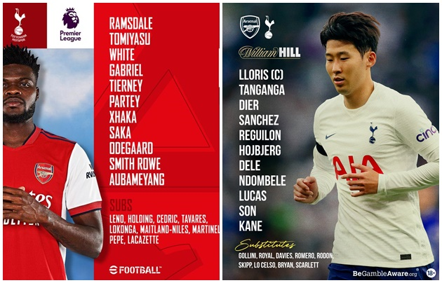 TRỰC TIẾP Arsenal vs Tottenham: Tiếp đà chiến thắng? - Bóng Đá