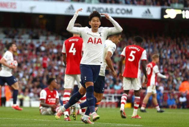 TRỰC TIẾP Arsenal 3-1 Tottenham (H2): Pháo thủ thiệt quân - Bóng Đá