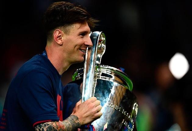 Nc247info tổng hợp: Messi nêu tên 6 CLB mạnh đua Champions League cùng PSG