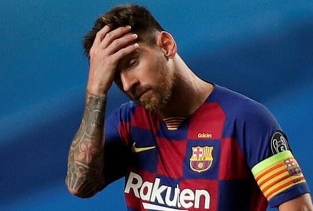 Nc247info tổng hợp: Sau tất cả, Messi hồi tưởng cú lật kèo của Barca