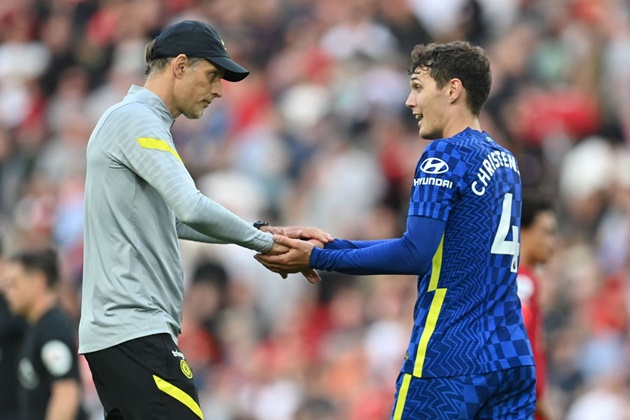 Christensen on crossing the road from the Academy and the big steps he's taken since - Bóng Đá