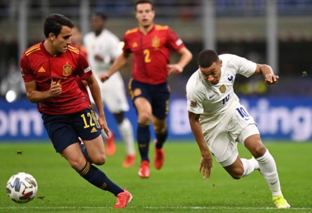 García speaks out on Mbappe's goal - Bóng Đá