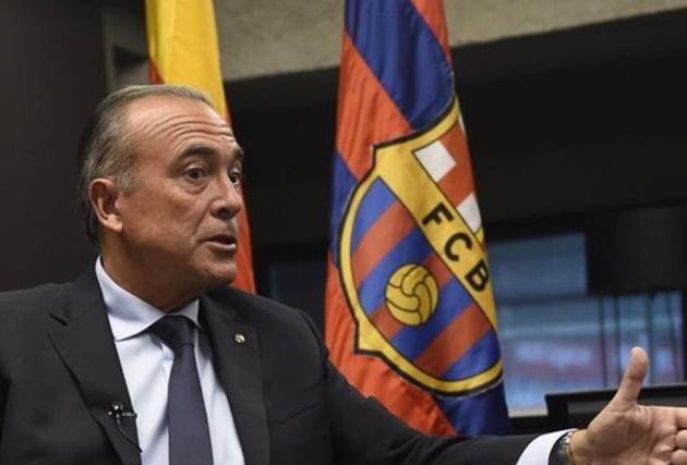Nc247info tổng hợp: Phó chủ tịch Barca lên tiếng về phi vụ Haaland