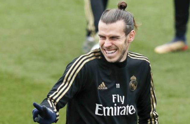 Bale claims to be the 'No 1 golfer' at Real Madrid as he continues recovery from hamstring injury - Bóng Đá