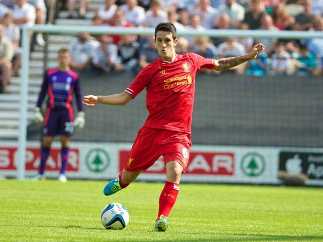 Lazio midfielder Luis Alberto has admitted he 'wasted a couple of years' at Liverpool but is happy he wasn't at the club for longer - Bóng Đá