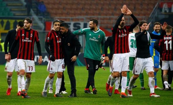 Lazio đang trở thành phiên bản mới nhất của AC Milan 2017 – 2018 - Bóng Đá