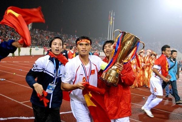 Đội hình tuyển Việt Nam gây bất ngờ tại Asian Cup 2007 giờ ở đâu? - Bóng Đá