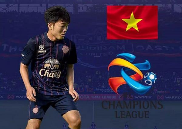 Xuân Trường được Buriram United điền tên thi đi đấu ở AFC Champions League - Bóng Đá
