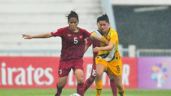 Báo châu Á nói về trận thua của U19 nữ Việt Nam - Bóng Đá