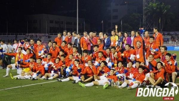 U23 Việt Nam bất bại năm 2019 - Bóng Đá